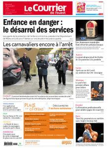 Le Courrier de l'Ouest Cholet – 10 mars 2021
