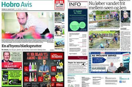 Hobro Avis – 29. august 2017