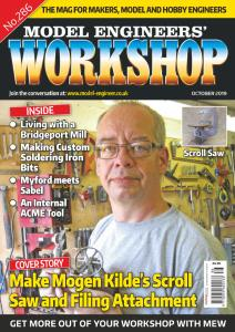 Model Engineers' Workshop - Issue 286 - October 2019