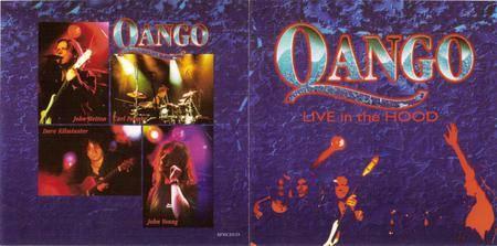 Qango - Live in the Hood (2000)