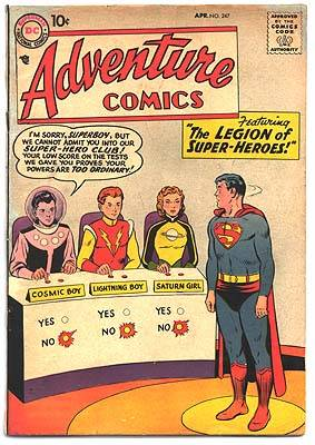 Adventure Comics Issue #247