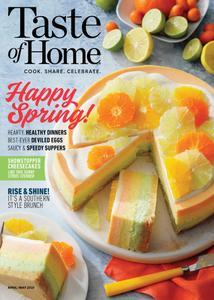 Taste of Home - April 2021