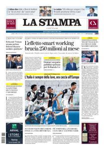 La Stampa Imperia e Sanremo - 27 Luglio 2020