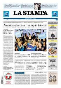 La Stampa Imperia e Sanremo - 8 Novembre 2018