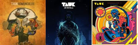 Tauk - Collection (2013-2018) {3 Albums}
