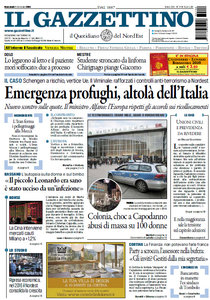 Il Gazzettino del Nord-Est - 06.01.2016