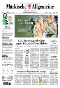 Märkische Allgemeine Prignitz Kurier - 17. Juni 2019