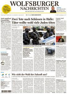 Wolfsburger Nachrichten - Helmstedter Nachrichten - 10. Oktober 2019