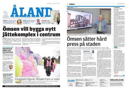 Ålandstidningen – 06 februari 2019