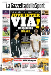 La Gazzetta dello Sport Roma – 23 maggio 2019