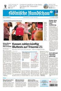 Kölnische Rundschau Wipperfürth/Lindlar – 20. September 2019