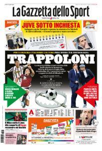 La Gazzetta dello Sport Roma – 05 dicembre 2020