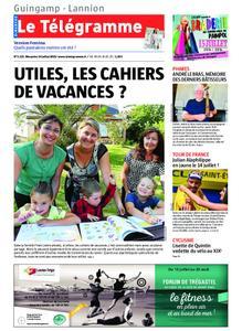 Le Télégramme Guingamp – 14 juillet 2019