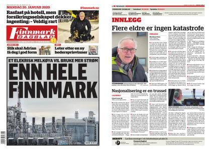 Finnmark Dagblad – 20. januar 2020