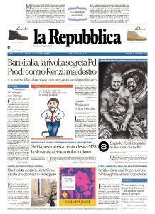 la Repubblica - 20 Ottobre 2017