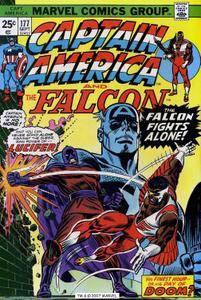 Captain America v1 177 Complete Marvel DVD Collection
