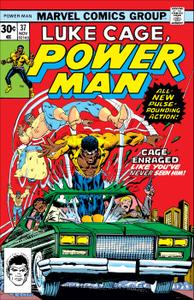Luke Cage, Power Man 037 (1976) (Digital