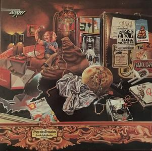 Frank Zappa And The Mothers Of Invention - Over-Nite Sensation (1973) [LP,DSD128]