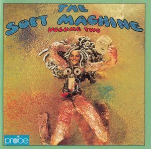 Soft Machine - Volume Two (1969) {1990 Reissue}