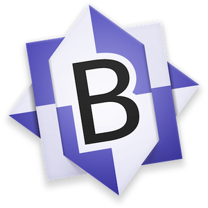BBEdit 12.6.4 macOS