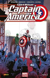 Captain America - Sam Wilson - Tome 3 - Qui Mérite le Bouclier