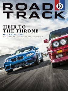 Road & Track - July 2016
