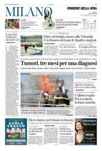Corriere della Sera Milano - 8 Febbraio 2018