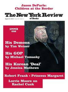 The New York Review of Books - August 16, 2018