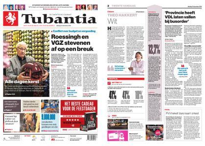 Tubantia - Enschede – 10 december 2019