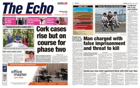 Evening Echo – June 03, 2020