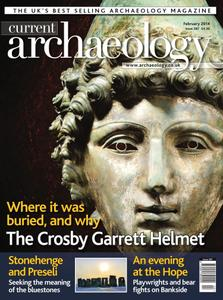 Current Archaeology - Issue 287