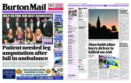 Burton Mail – September 01, 2017