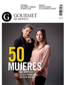 Gourmet de México - marzo 2019