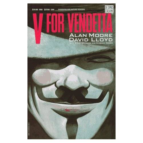 V de vendeta (in spanish) (REUPLOAD)