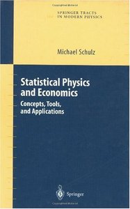 Statistical Physics and Economics (Repost)