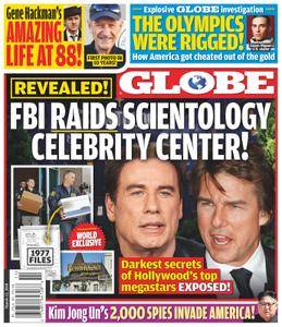 Globe - March 12, 2018