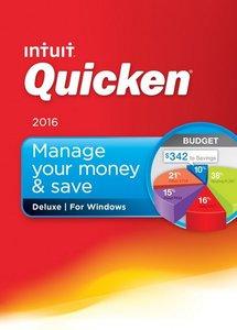 Intuit Quicken Deluxe 2016 R8 25.1.8.5
