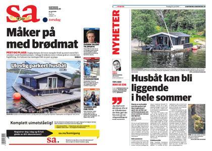 Sarpsborg Arbeiderblad – 20. juni 2019