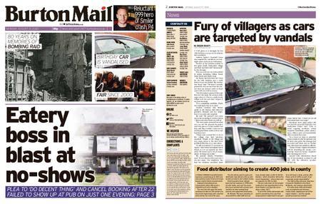 Burton Mail – August 31, 2020