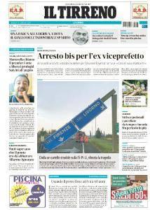 Il Tirreno Livorno - 23 Agosto 2018