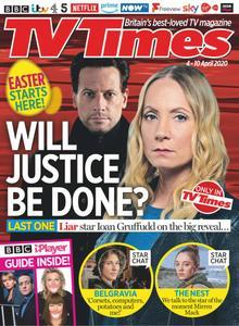 TV Times - 04 April 2020