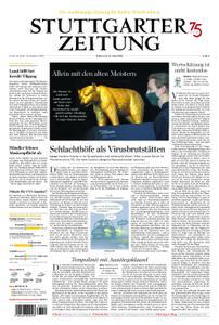 Stuttgarter Zeitung – 13. Mai 2020