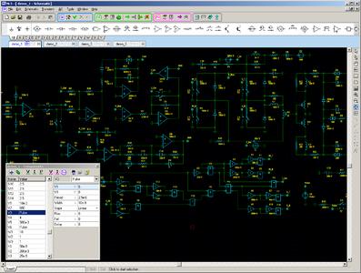 Sidelinesoft NL5 Circuit Simulator 2.1.1