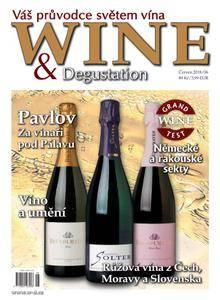 Wine & Degustation - červen 2018