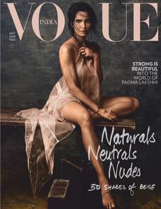 Vogue India - May 2019