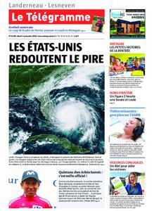 Le Télégramme Landerneau - Lesneven – 03 septembre 2019