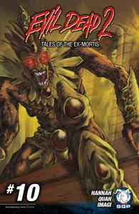 Evil Dead 2 Tales Of The Ex-Mortis 0102016 Digital