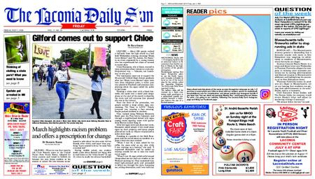 The Laconia Daily Sun – July 03, 2020