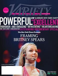 Variety – August 12, 2021