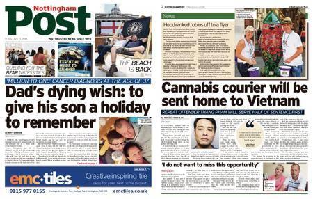 Nottingham Post – July 13, 2018